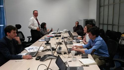 CDR Meeting in Prague