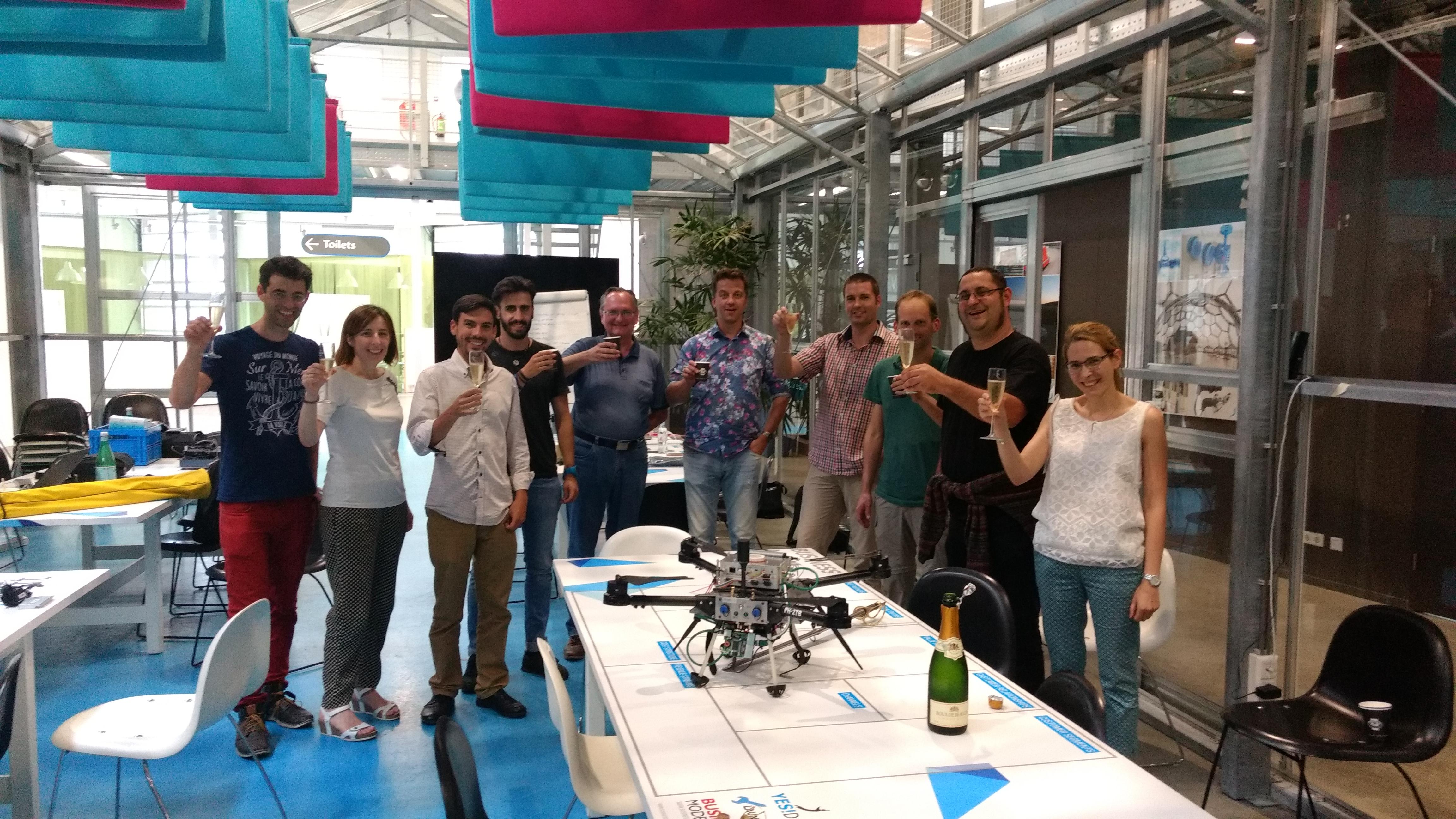 Delft Test Integration Meeting