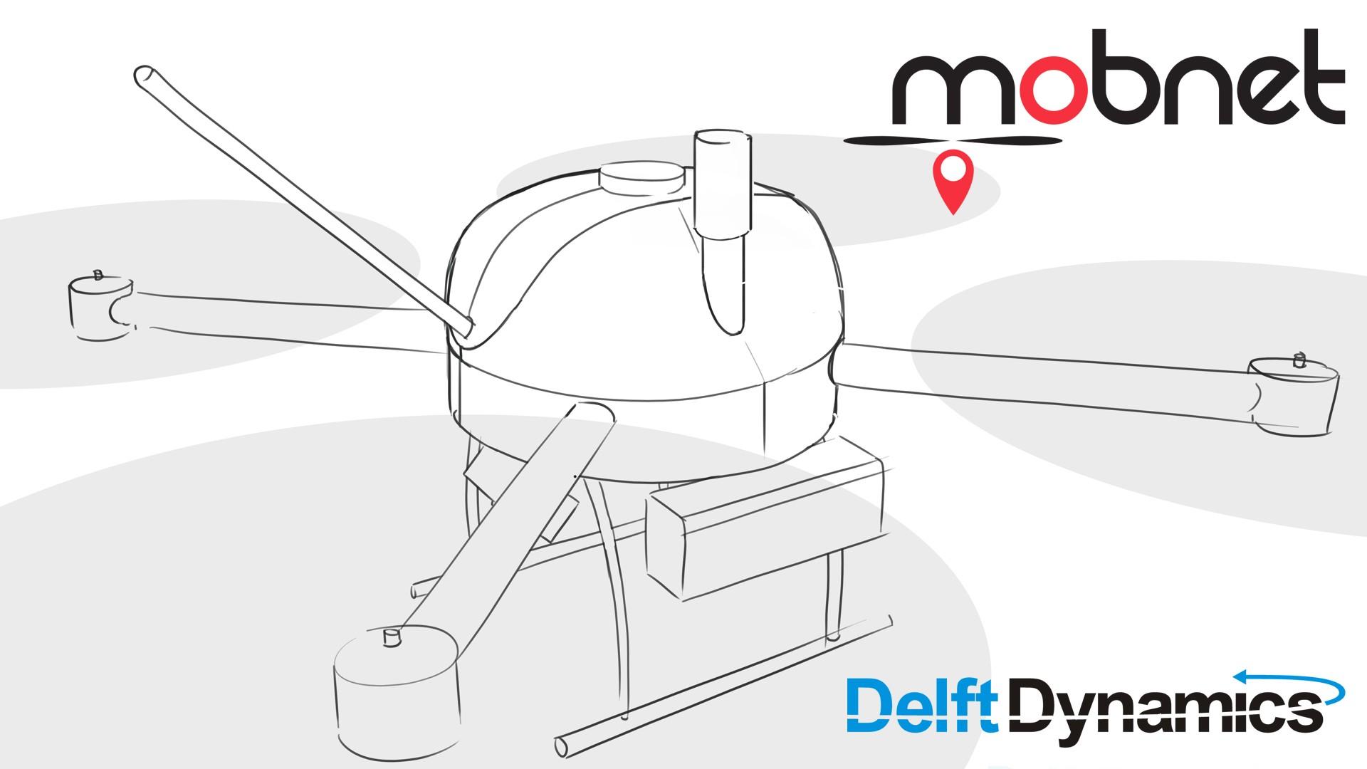 MOBNET Drone